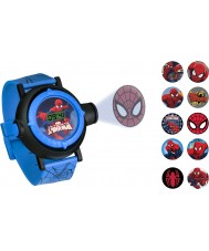 Disney SPD3442 Chlapci spiderman hodinky