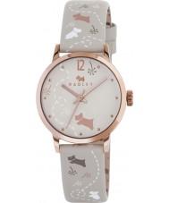 Radley RY2342 Dámy louka vanilkový tištěný popruh hodinky